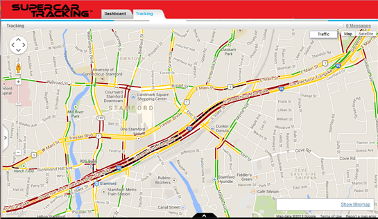 View Real-Time Traffic